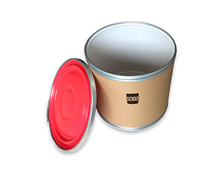 High-temperature Filling Cardboard Drum